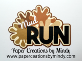 Mud Run Title