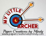 My Little Archer Title