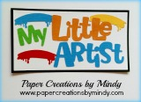 My Little Artist Title MKC