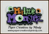 My Little Monster Title MKC