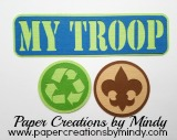 My Troops Boy Scout Title