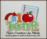 No. 1 Teacher Title