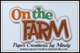 On The Farm Title