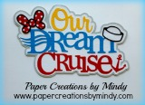 Disney Our Dream Cruise Title I17