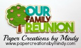 Our Family Reunion Title