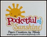 Pocketful of Sunshine title