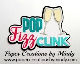 Pop Clink Fizz New Year Title