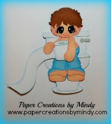 Potty Training Boy