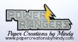 Power Rangers Title