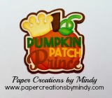 Pumpkin Patch Prince Title