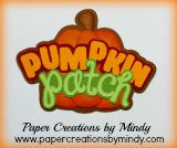 Pumpkin Patch Title