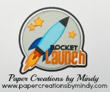 Rocket Launch Title