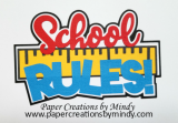 School Rules TBD Title
