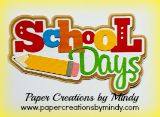 School Days Title MKC