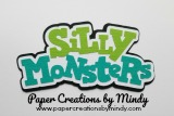 Silly Monsters Title