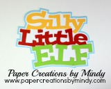 Silly Little Elf Title