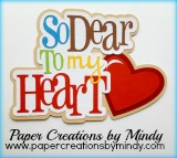 So Dear to my Heart Title