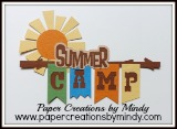 Summer Camp Title