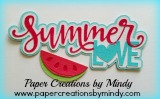 Summer Love Title