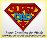 Super Dad Title
