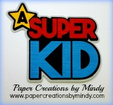 A Super Kid Title