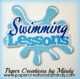 Swimming Lessons Title