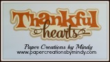 Thankful Hearts Title