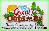 The Great Outdoors Title Owl