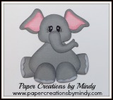 Tiny Treasures Elephant