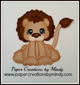 Tiny Treasures Lion