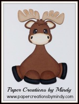 Tiny Treasure Moose