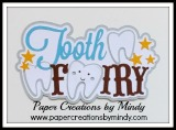Tooth Fairy Title Blue