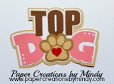 Top Dog TBD Title Pink
