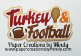Turkey and Football Title