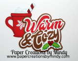 Warm and Cozy CCD Title