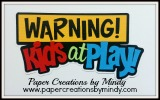 Warning Kids at Play Title