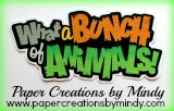 What a Bunch of Animals Title