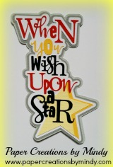 When You Wish Upon A Star Title